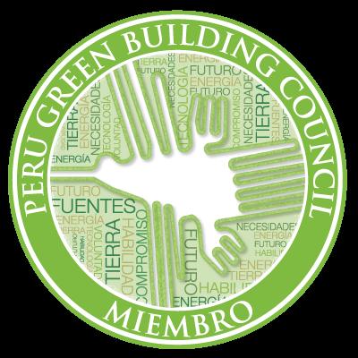 Logo Peru GBC Miembro